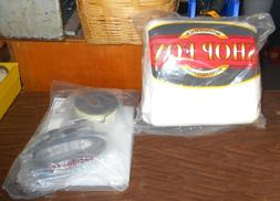 SHOP FOX  3 HP DUST COLLECTOR BAGS-TOP & BOTTOM KIT - NEW IN