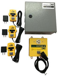 iVAC 3-Tool Automated Shop Vacuum Dust Collection Set for 1.