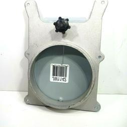 """Jet 4"""" Aluminum Blastgate for JET Dust Collectors & Shop Dus"""