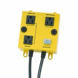 Automated Vacuum Switch Home Improvement Electrical Outlet S