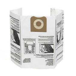 WORKSHOP Wet/Dry Vacs Dust Collection Bags for WORKSHOP Shop