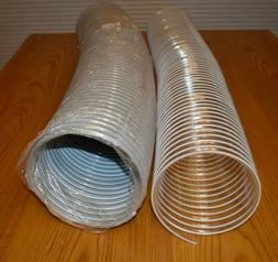 "Dust Collection Hose , 7"" and 6"",  7"" x 31.5""  and 6"""