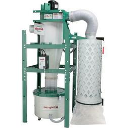 Grizzly G0443 1-1/2 HP Cyclone Dust Collector