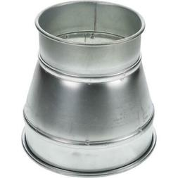 """Nordfab H5284 6"""" x 8"""" Industrial Dust Collection Reducer"""