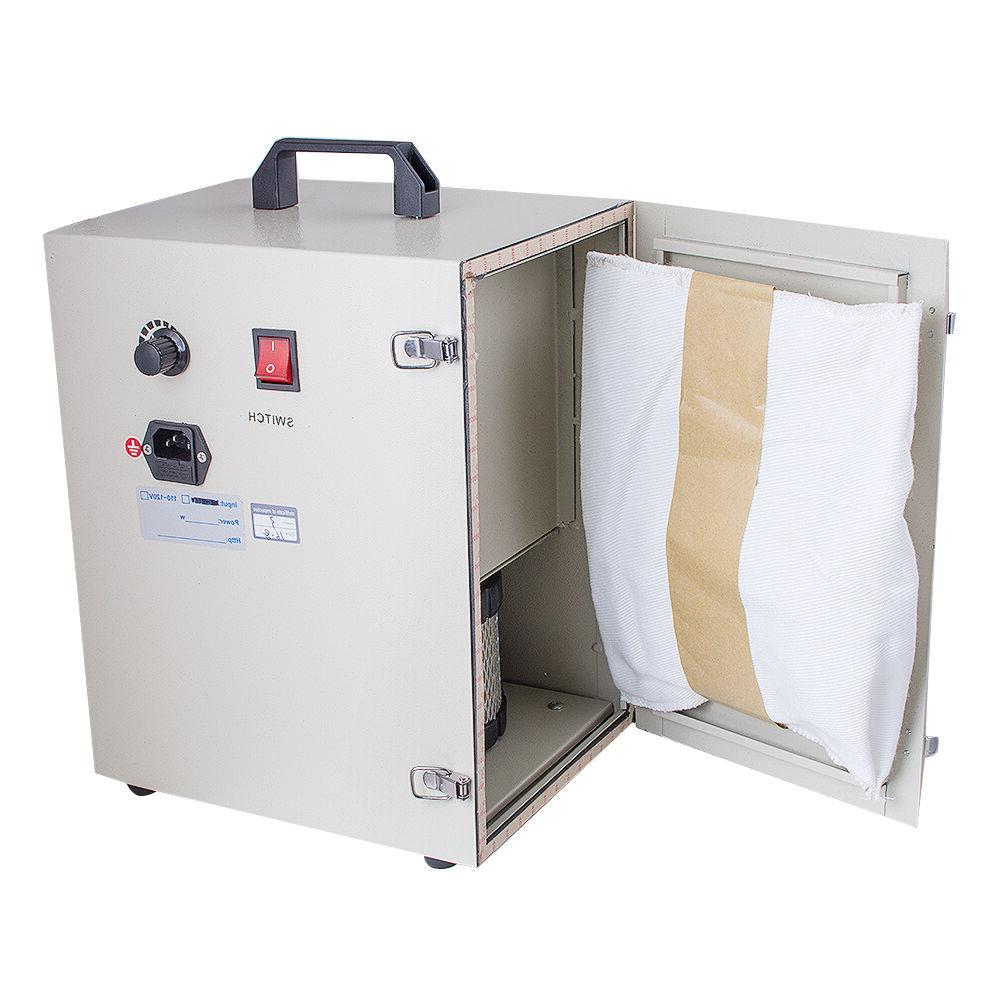 1200W 9Kg power Dental lab DUCT collecting Cleaner Dust