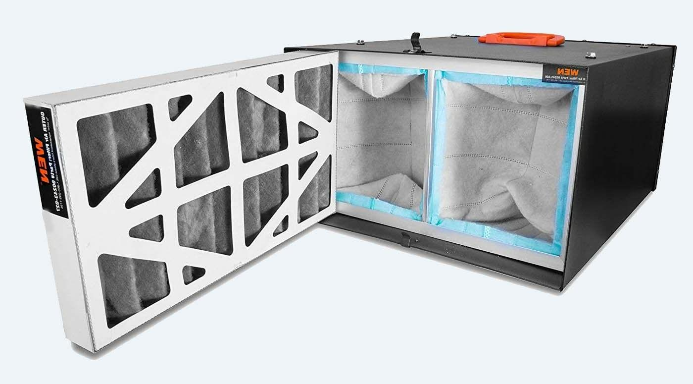 WEN 3410 Remote-Controlled Air Filtration System
