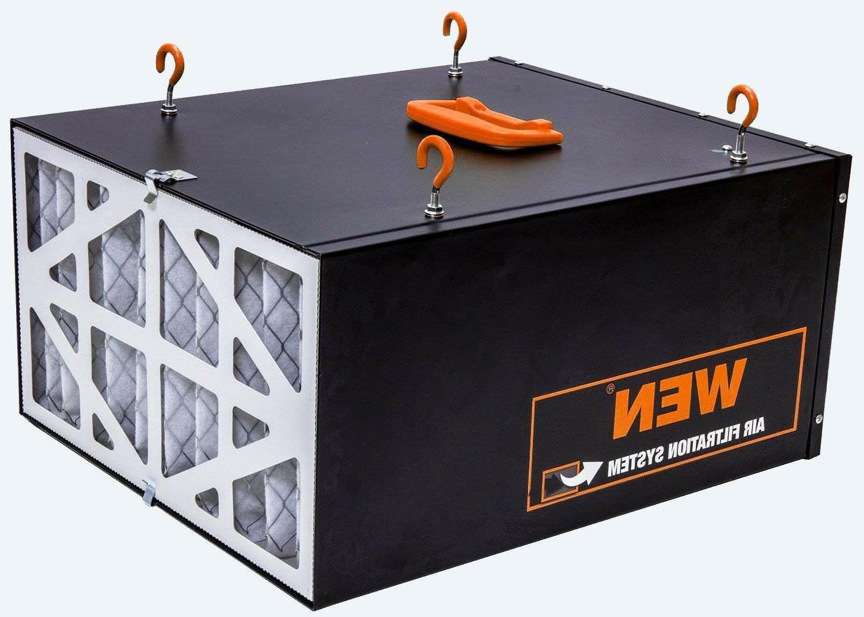 WEN 3-Speed Air Filtration System