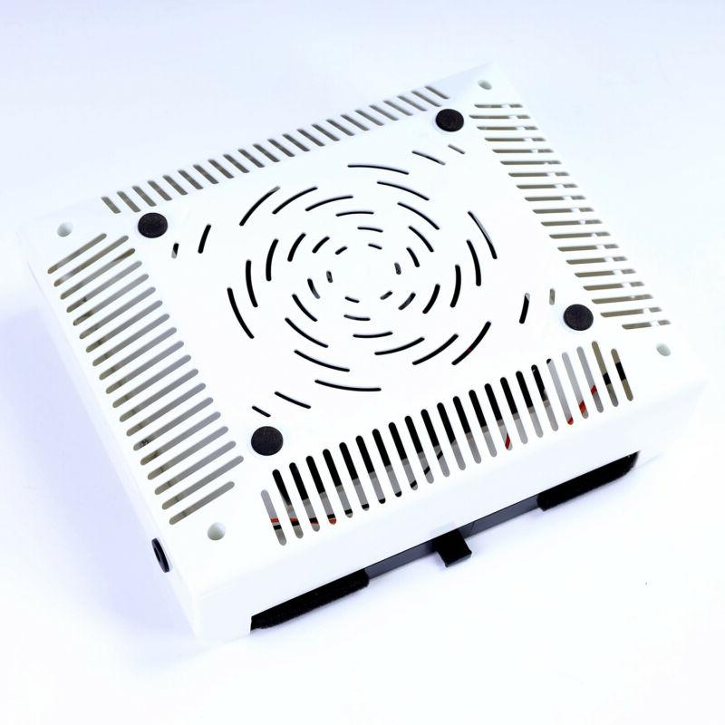 40W Nail Dust Suction Fan Collector Manicure Cleaner US
