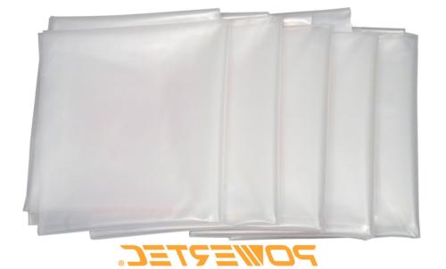 70002 clear plastic dust collection