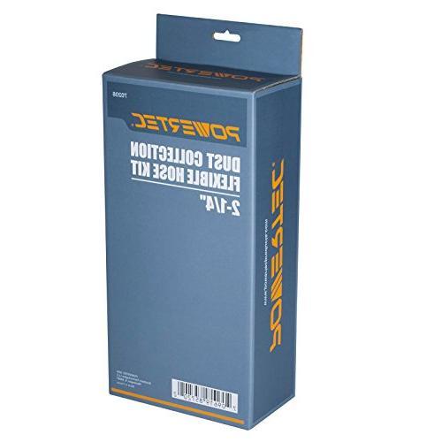 POWERTEC 70208 Dust