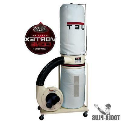 dc 1100vx vortex dust collector