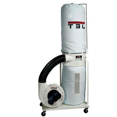 JET Vortex Dust Collector 3PH 30-Micron Bag Filter Kit 71070
