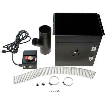 t31639 router table dust collection enclosure w