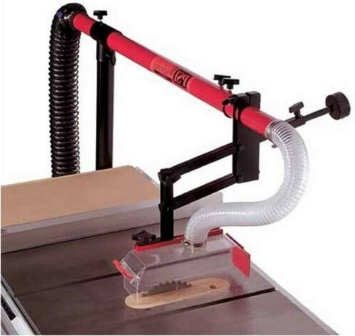 PSI Woodworking Table Saw Dust Collection