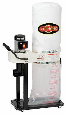Shop Fox W1727 SHOP FOX® 1 HP Dust Collector