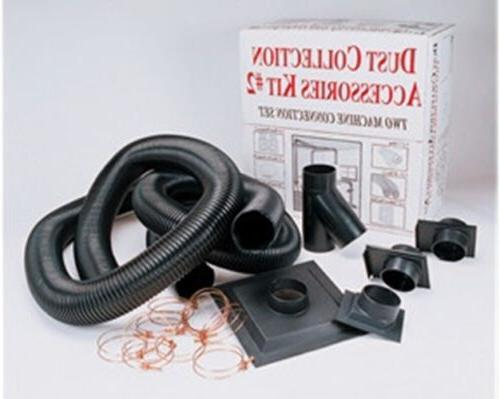 Wood Dust Collection Collector Accessories Hose Collecter Elbow
