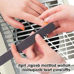 Nail Dust Collection Fan Extractor Filter Art Salon Suction