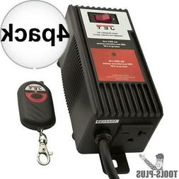 Jet RF Remote Control 220V, for Dust Collectors